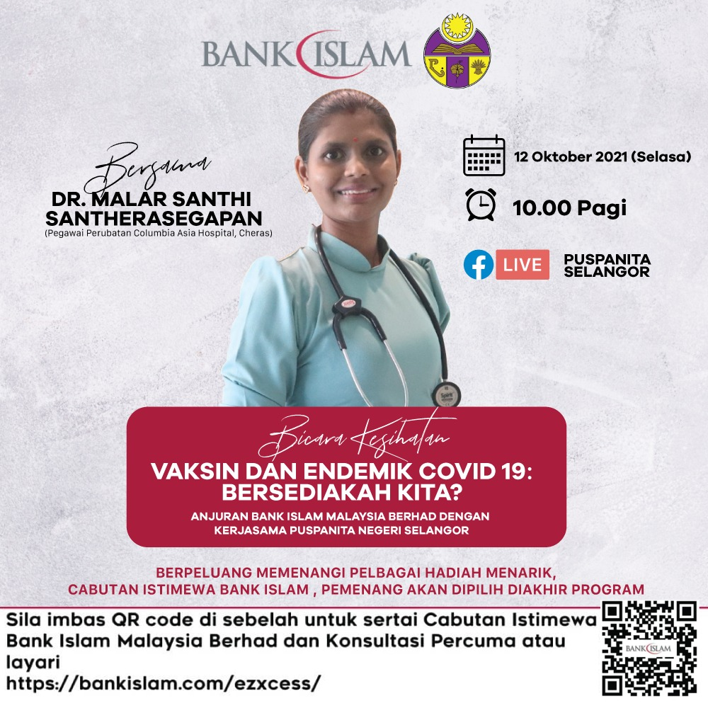Puspanita-Selangor-Bicara-Kesihatan-DrMalar12Okt2021